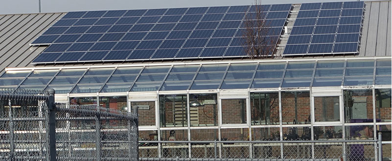 Farmington School District Celebrates Solar Project, One of the Largest of It's Kind in the U.S.